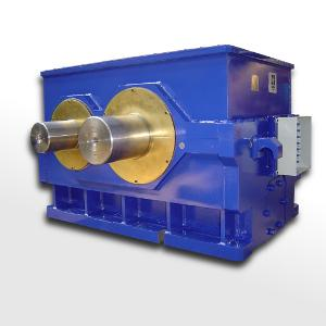 Gearbox for electrical motors test rig