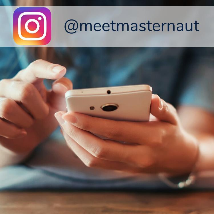@meetmasternaut on Instagram