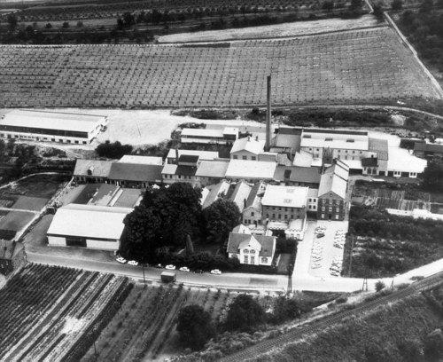 Standort um 1962