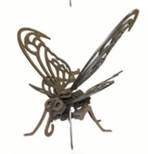 Stahltiere - Schmetterling