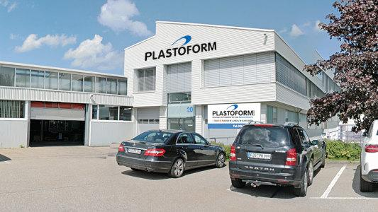 Plastoform GmbH - Administration building