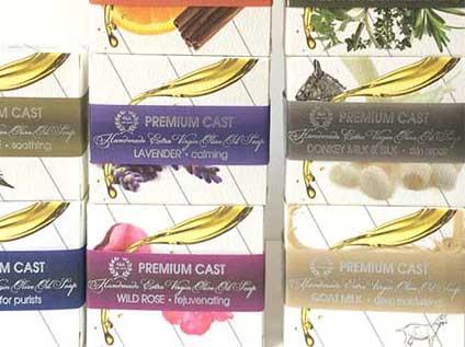 Premium Cast  Soap