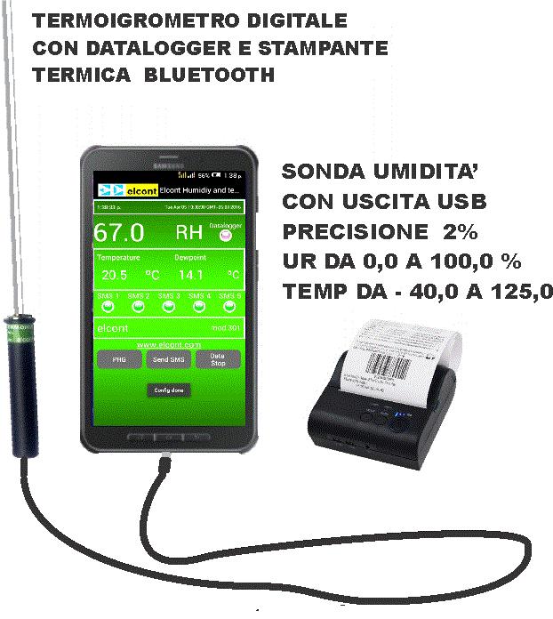 datalogger thermoigrometro