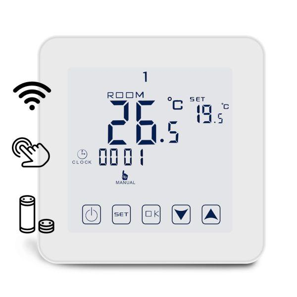 Thermostat WiFi Control