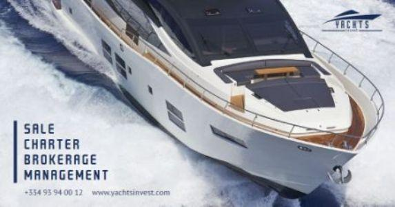 Yachts Invest Riviera Yacht Charter
