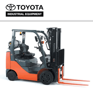 Toyota 8-Series Internal Combustion Forklift