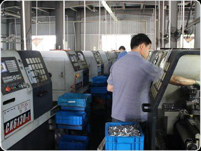 A Glance of acePRO CNC-machines