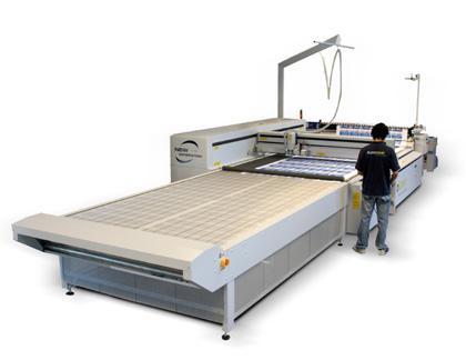 CO2-Laser Machine L-3200 for textiles