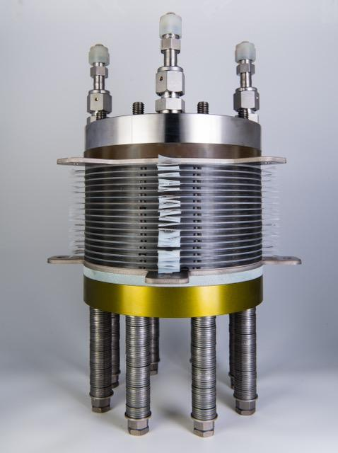 PEM Electrolyzer Stack PEMI