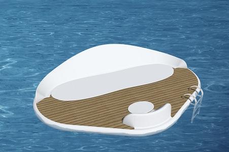 FLOATING ISLANDS - FLOATING PLATFORM - PARADISLAND - FRIENDLY