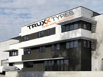 Truxx Tyres Building