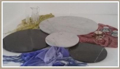 Tavolini in marmo