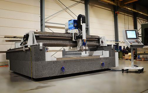 HPM3000 milling Machine high precision 5µ