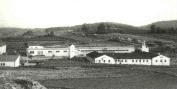 Firmensitz um 1958