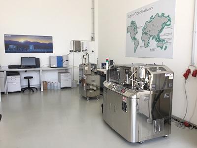 Test Center in Prague