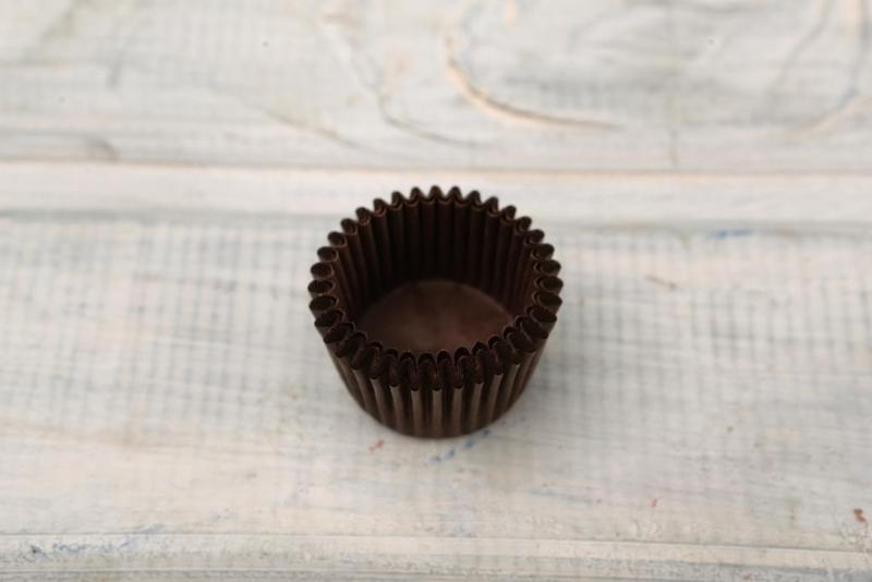 Paper baking mold 3B (30x24x78) brown