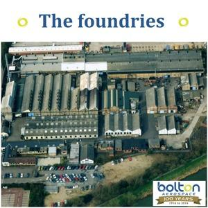 Our foundries