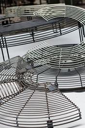 Wire fan guards