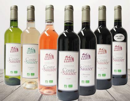 Vins bio Le Sauzet