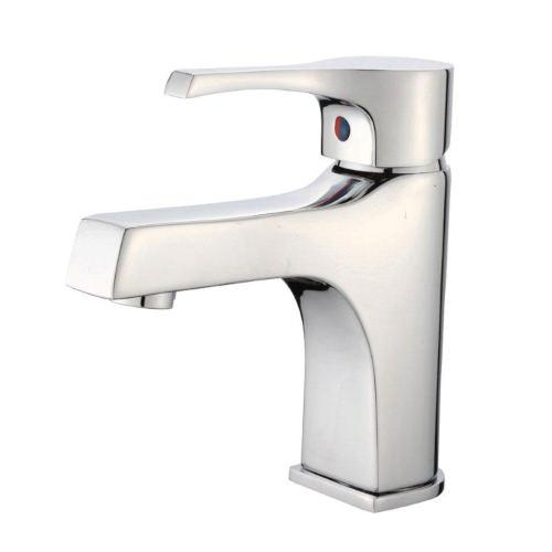 single handle lavatory mixer