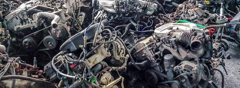 Compra de metales y motores