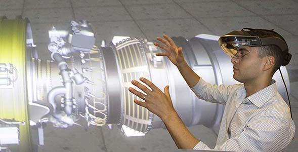 Your 3D application in the new AR Meta 2 HMD with TechViz XL software