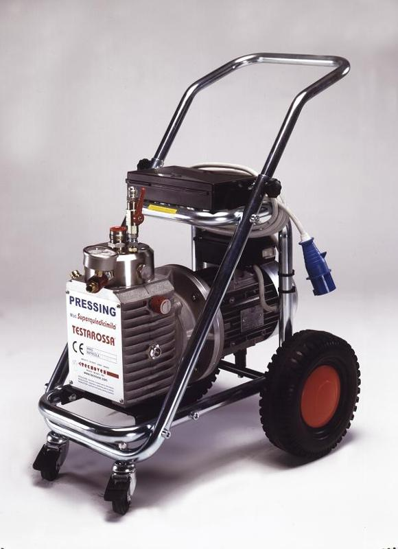 Professional Airless Paint Sprayer TECNOVER TR15000F