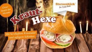 Snack, Krauthexe