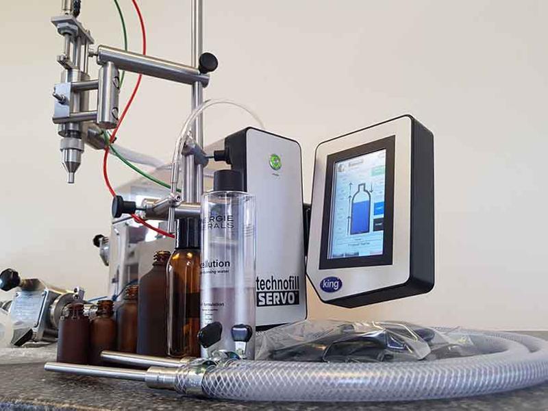 KING Technofill Bottle Filling Machinery