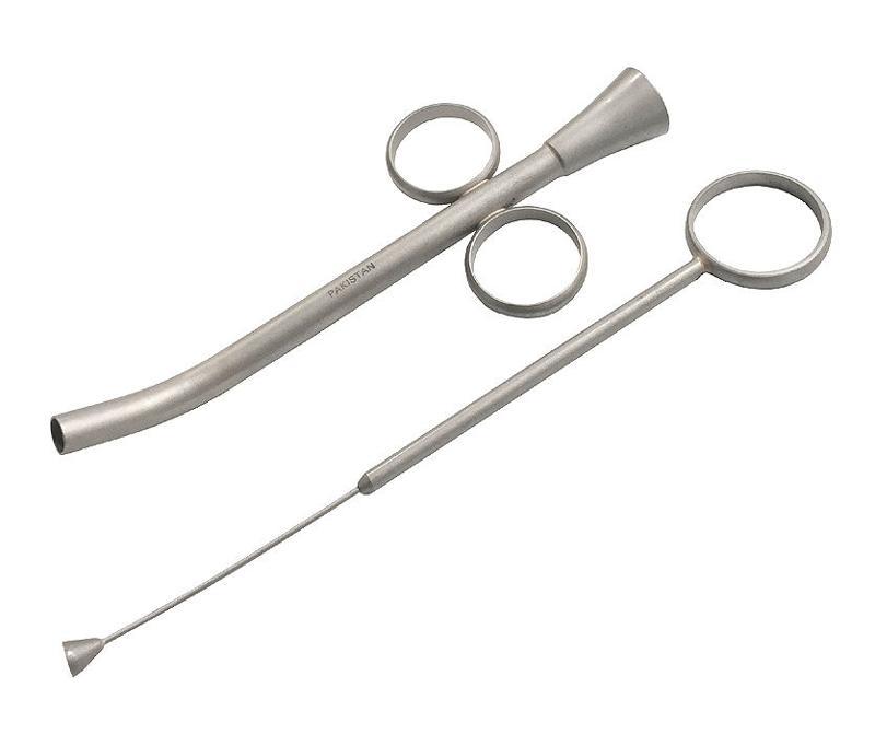 Bone grafting syringe / Jeringa de implantología