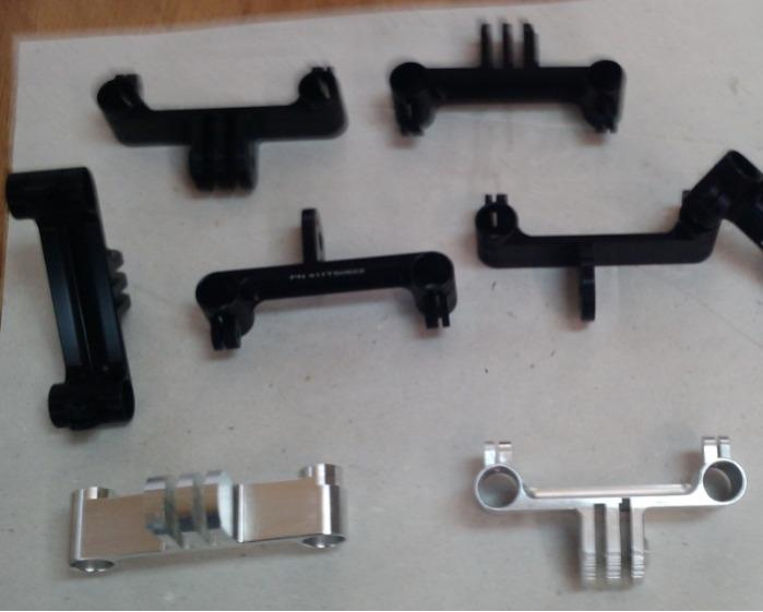 Bridge aluminum parts