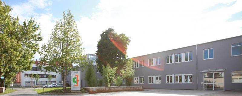 NORIS Hauptsitz in Nürnberg