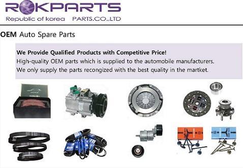 ROK PARTS CO , LTD , Spare parts for cars, Auto Parts