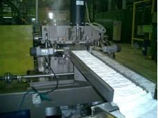 macchina per fibra sintetica