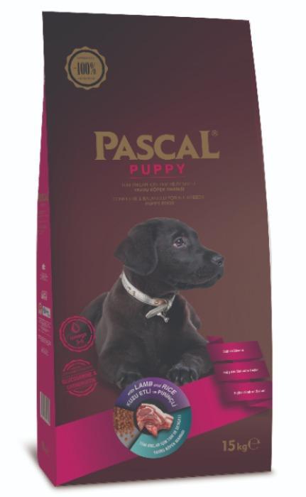 PASCAL ADULT DOG LAMB&RICE 3 KG-15 KG