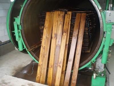 Wood impregnation in Belarus