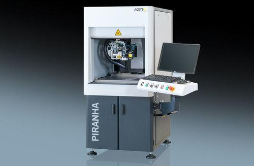 PIRANHA® - Laserbearbeitungsanlage