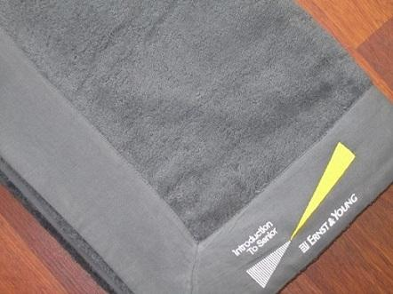 Luxury promotional towel