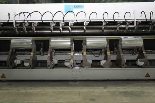 Slitter Kampf - 6.6 m with 14 winding stations