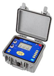 Onsite micro-ohmmeter up to 10 A