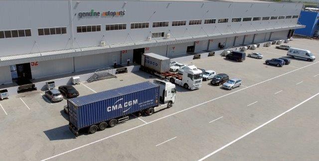 Genuine Autoparts Ltd Warehouse premises