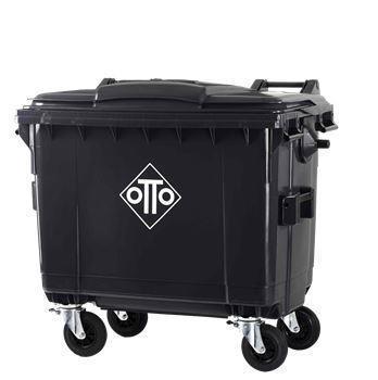 Conteneur à déchets  660 L