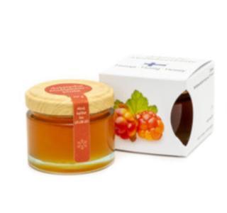 Arktischer Moltebeerblüten-Honig aus Südlappland
