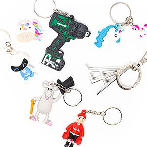 Custom Promotional Keychains