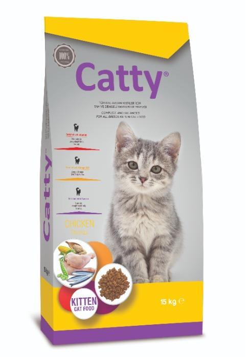 CATTY KITTEN 1 KG-15 KG