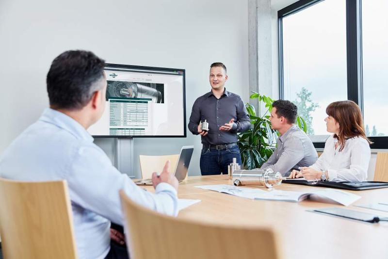 Sales Meeting