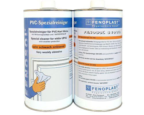 "FENOSOL® S 10 UVA Cleaning agents ""very weakly abrasive"""