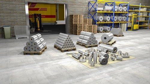 Aluminiumfolien - unsere Möglichkeiten