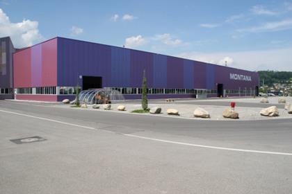 Montana Firmensitz in Villmergen