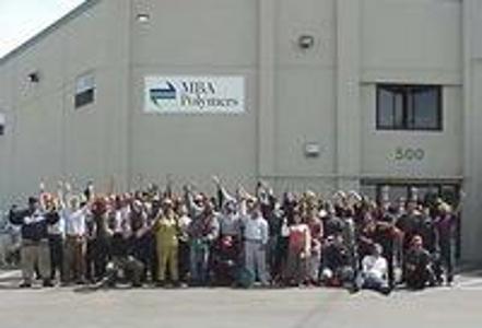 MBA Polymers Inc. Kalifornien